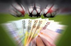 billets euros ballons football paris sportifs