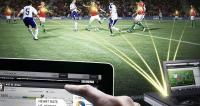 tablette ordinateur football pari sportif